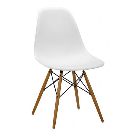 เก้าอี้ร้านอาหาร ดีไซน์ขาไม้ สไตล์โมเดิร์น สำหรับร้านอาหาร ร้านกาแฟ