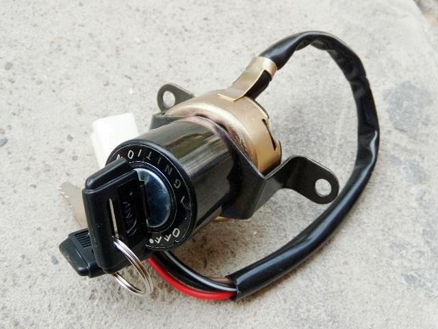 สวิทซ์กุญแจ RX100 RX125 เทียม งานใหม่