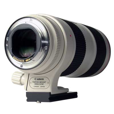 CANON EF 70-200 mm F/2.8L IS II USM with Lens Case LZ1326 + (Lens Hood ET-87) ประกันศูนย์