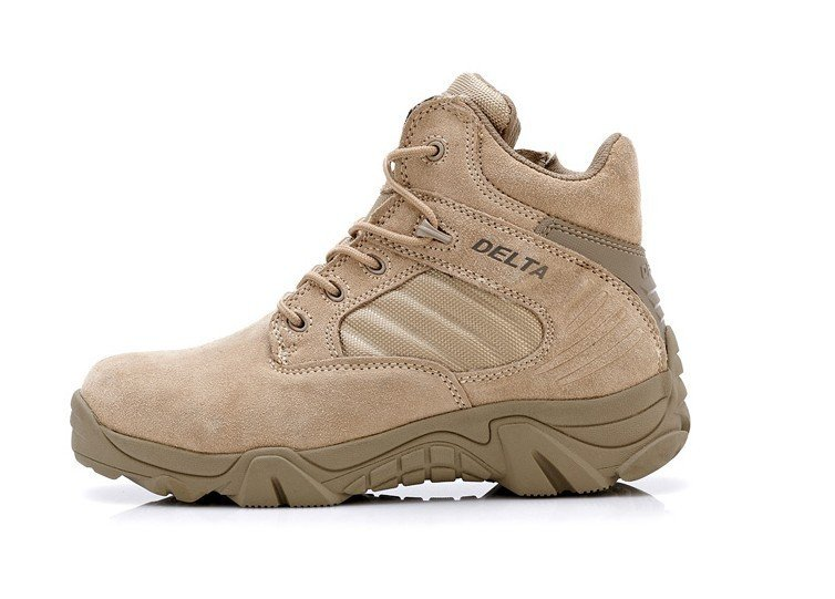 รองเท้า Delta boots Califs Waterproof Shoes Tactical Boots male 511 rubber boots SIZE 40-45
