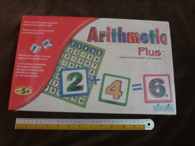 Arithmetic plus งาน KOD KOD