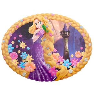 Z Disney Rapunzel Placemat ที่รองจาน ราพันเซล