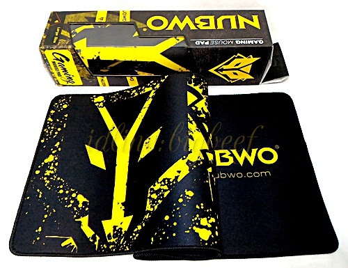 """Mouse PAD NUBWO """"NP-009"""" Y"""