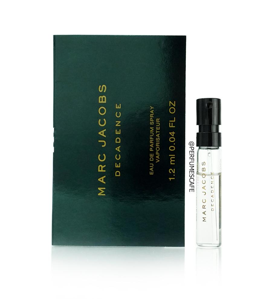 น้ำหอม Marc Jacobs Decadence Eau de Parfum ขนาดทดลอง 1.2ml