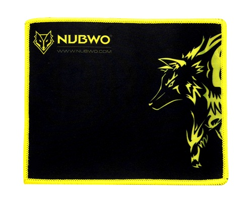 """Mouse PAD (แบบผ้า) NUBWO """"NP-010"""" Y"""