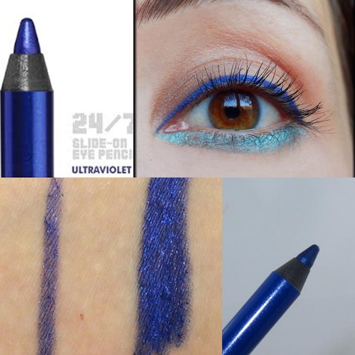 **พร้อมส่งค่ะ+ลด70%**Urban Decay eyeliner Pencil Ultraviolet 1.2g.