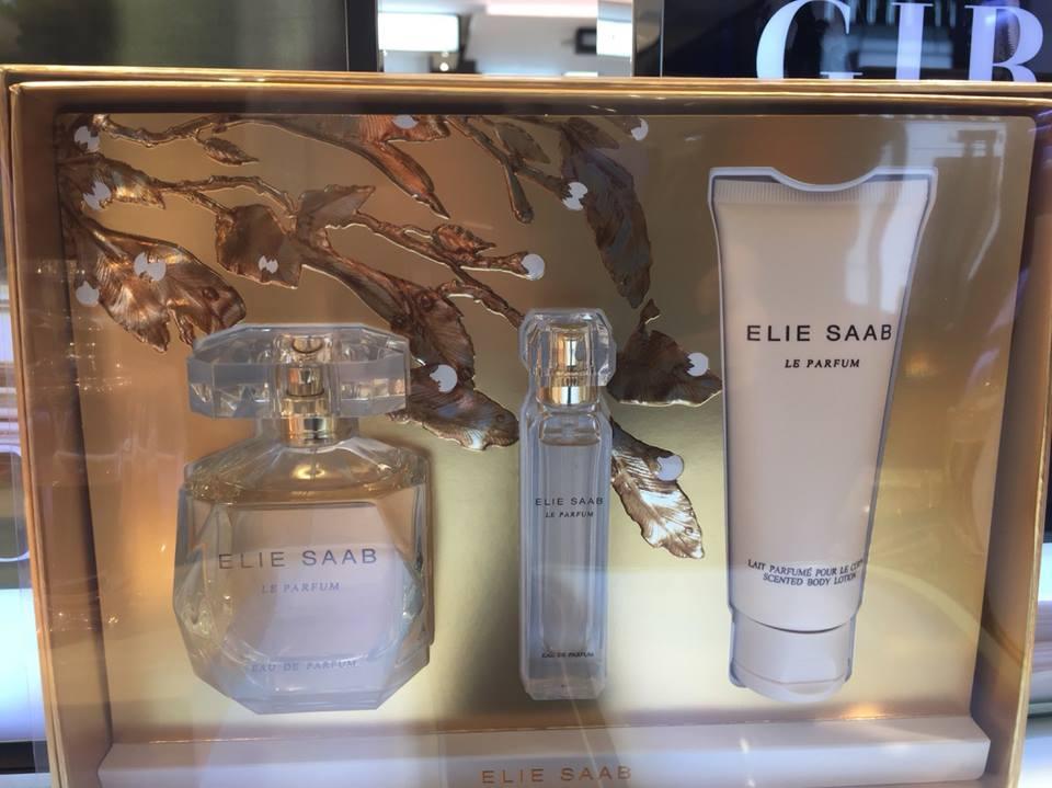 SET Elie Saab Le Parfum EDP 3ชิ้น