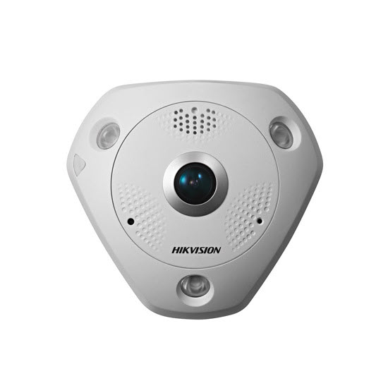 Hikvision DS-2CD6332FWD-I 3MP WDR Fisheye Network Camera (สินค้า DEMO) ประกัน 90วัน