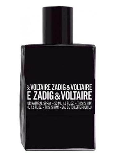 น้ำหอม Zadig & Voltaire This Is Him EDT ขนาด 100ml กล่องเทสเตอร์