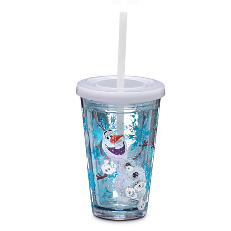 Olaf Tumbler with Straw