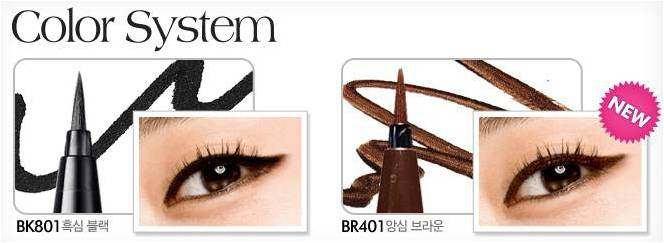 Drawing Show Brush Liner # BR401