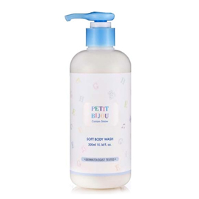 Etude Petit Bijou Cotton Snow Body wash