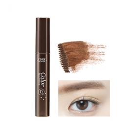 Etude Color My Brows (New)No.1 Rich Brown 9 ml jumbo size