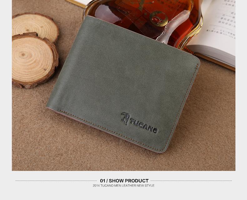 กระเป๋าสตางค์ผู้ชาย Tucano No.93
