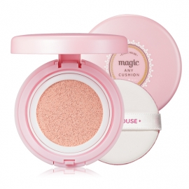 Etude Precious Mineral Magic Any Cushion SPF34/PA++ #Pink