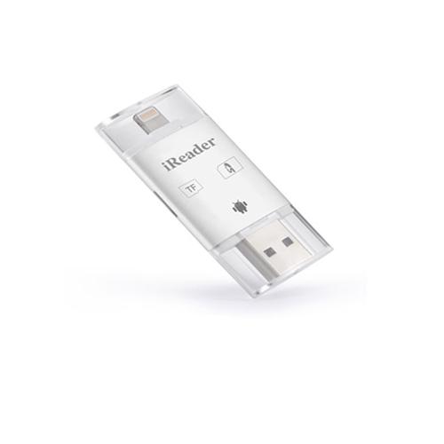 iReader ที่เก็บและโอนถ่ายข้อมูล สำหรับ iPhone iPad