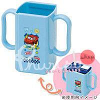 กล่องนมกันเด็กบีบ ของแท้จากญี่ปุ่น 100 % ลายคาร์