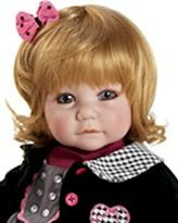 Adora dolls / Houndstooth and Hearts/26