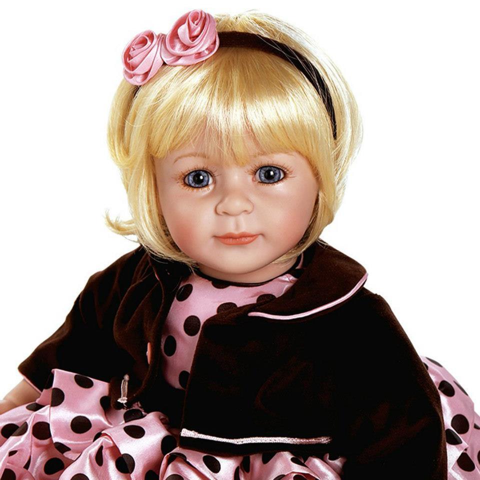 ตุ๊กตาอโดรา / Pink Posh