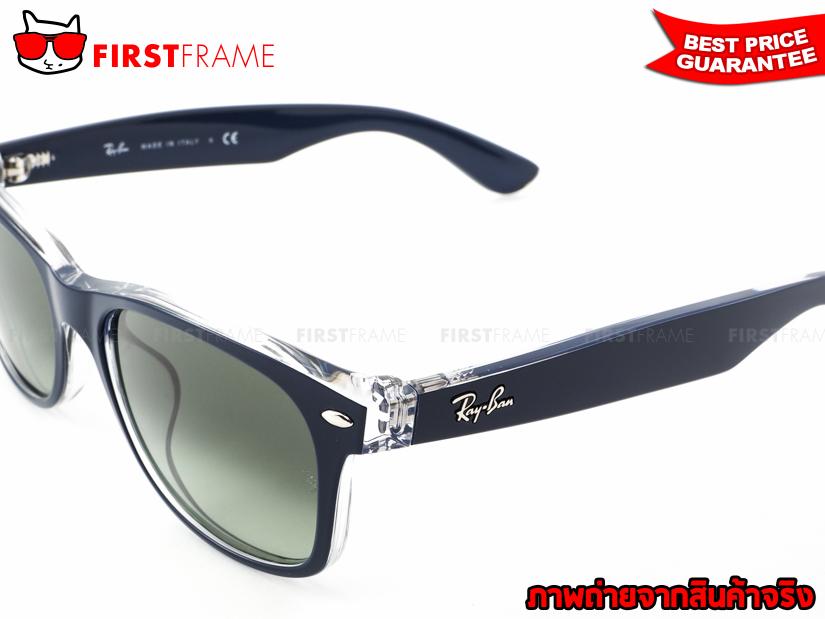แว่นกันแดด RayBan RB2132F 605371 NEW WAYFARER 4