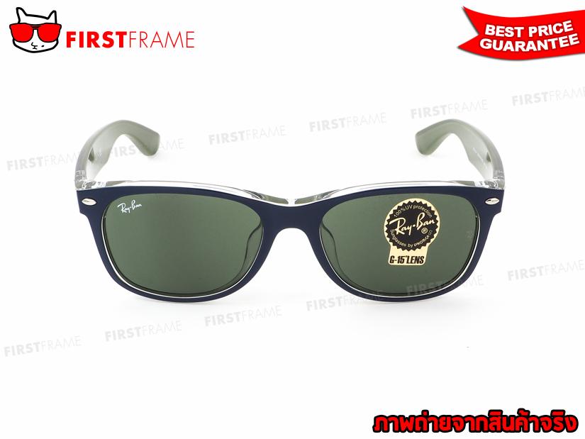 แว่นกันแดด RayBan RB2132F 6188 NEW WAYFARER 2