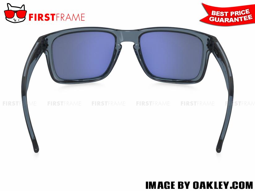 แว่นกันแดด OAKLEY OO9244-13 HOLBROOK (ASIA FIT) 4