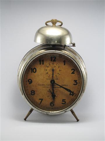 U756 นาฬิกาปลูกโบราณ GB เดินดีปลุกดี ส่ง EMS ฟรี
