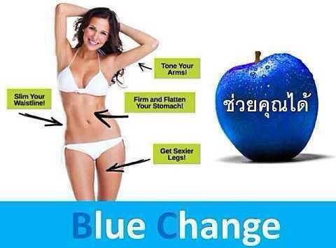 Blue Change รวบรวมสุขภาพอนามัยเฝ้าดูแลในการควบคุมผิวพรรณผ่องใสให้สดใสที่ผิวจะนุ่มนวลต่ออนามัย