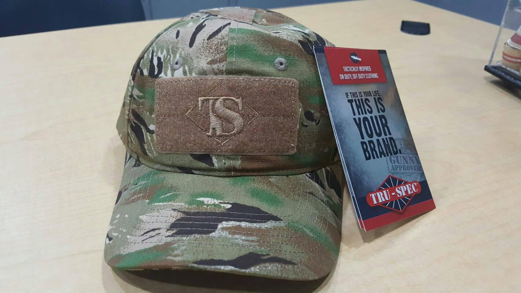 หมวกแก็ป TS ผ้า Teflon