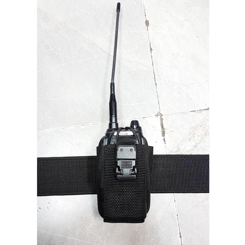 ซองวิทยุสั้น (ใส่วิทยุ I-Com V 90) ขนาด 11x6.5 CM
