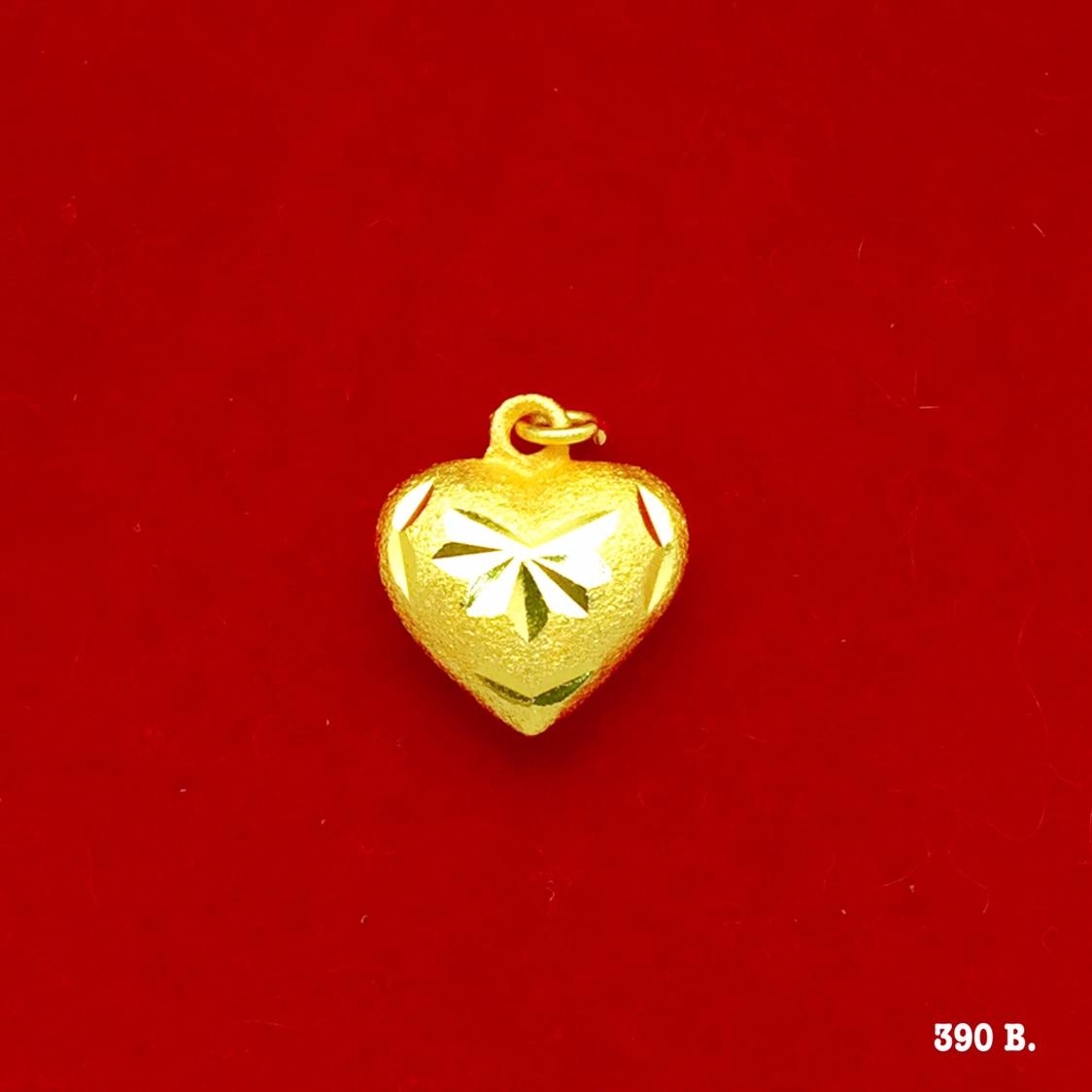 จี้หัวใจ รหัส JP022