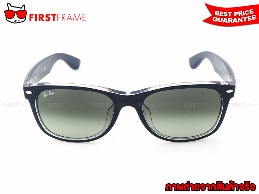 แว่นกันแดด RayBan RB2132F 605371 NEW WAYFARER 2
