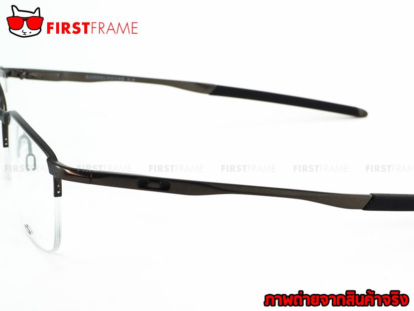 แว่นสายตา OAKLEY OX3174-02 BARRELHOUSE 0.5 4