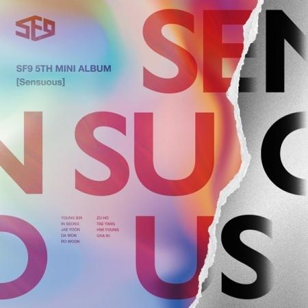 SF9 - Mini Album Vol.5 [Sensuous] (Exploded Emotion Ver.)