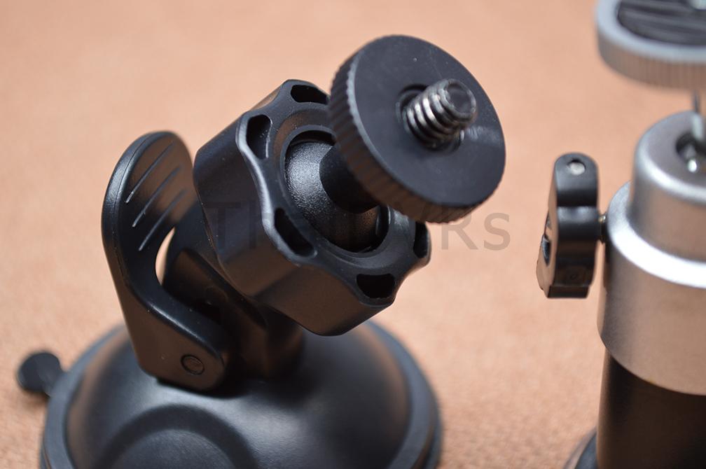 ถ้วยดูดกระจกระบบหัวบอล (เกลียวหมุน) T17
