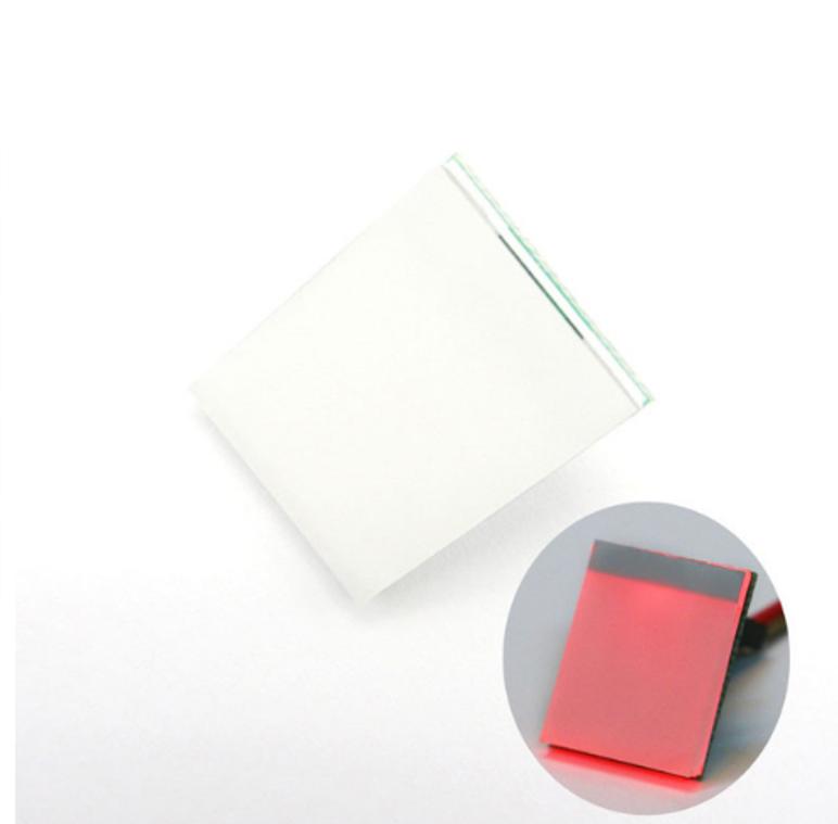 สวิตช์สัมผัส Touch Capacitive Switch พร้อมไฟในปุ่มสัมผัส สีแดง