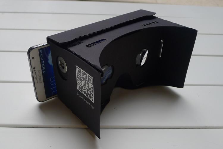 Google Cardboard (Black)