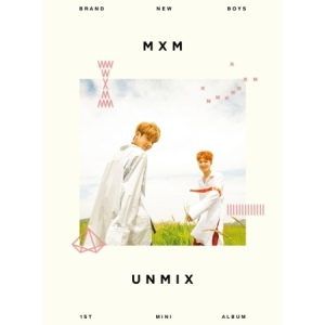 MXM (BRANDNEW BOYS) - [I'M THE ONE] UNMIX (A TYPE)