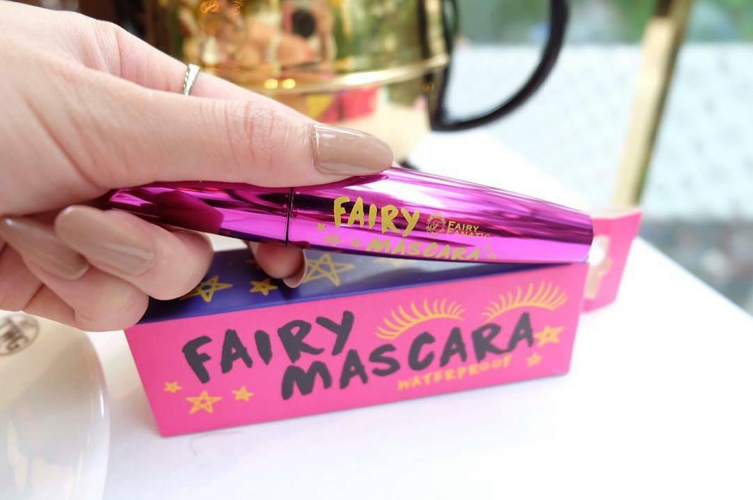 Fairy Fanatic Mascara Waterproof แฟรี่ มาสคาร่าขนตาฟู