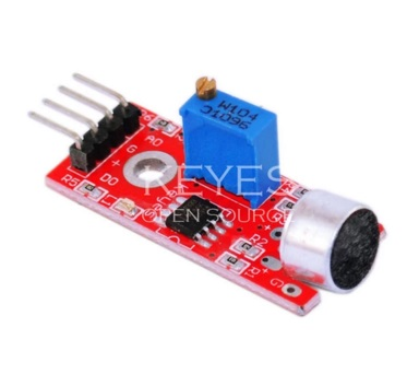 Arduino KY-037 Sensitive Microphone / Sound Sensor Module