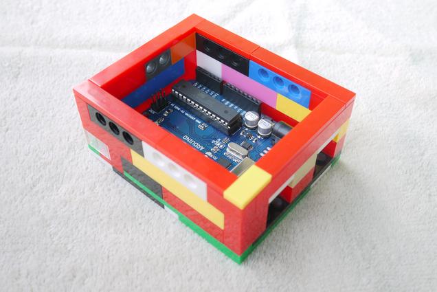 Lego Arduino UNO Case