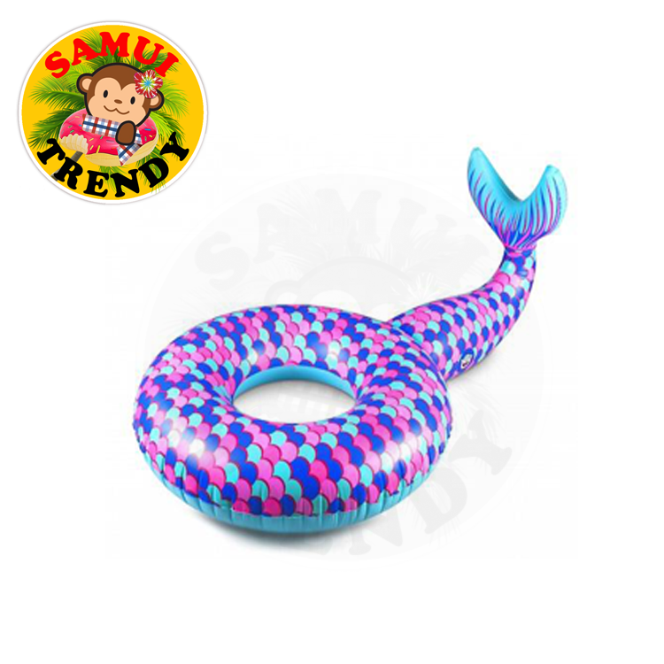 Giant Mermaid Tail Ring