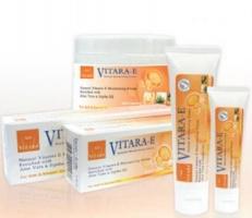 VITARA-E Cream 500G ลดรอยแผลเป็นจากสิว รอยหลุมสิว เสริมสร้างคอลลาเจน