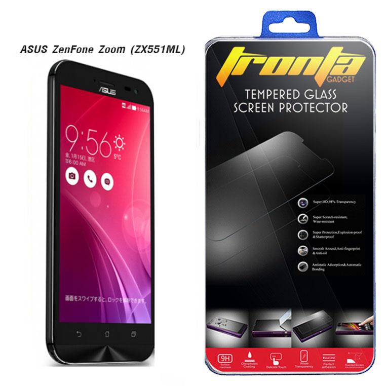 ฟิล์มกระจก Tronta ZenFone Zoom ZX551ML