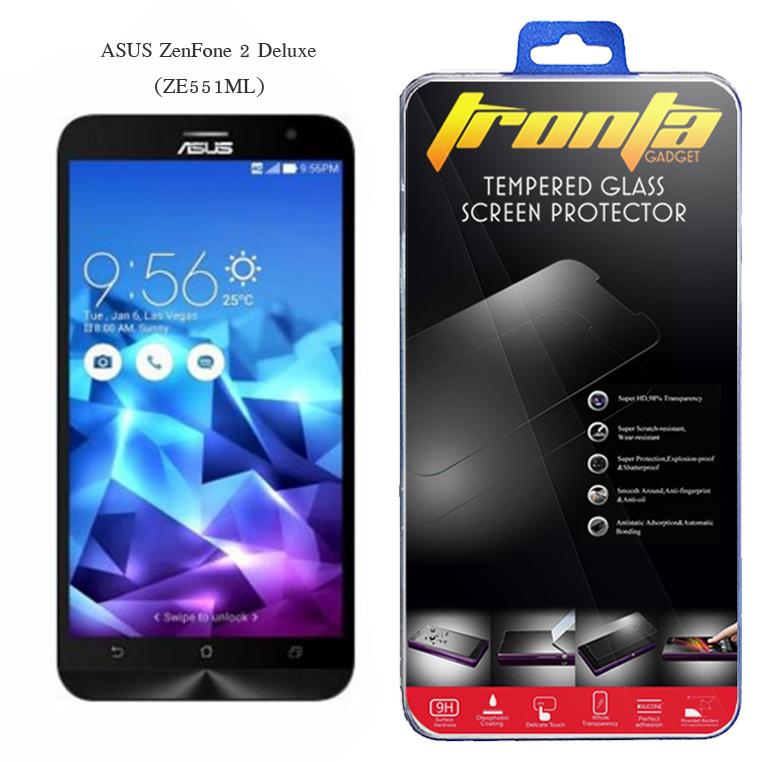ฟิล์มกระจก Tronta ZenFone 2 Deluxe