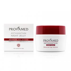 Provamed Astaxanthin Night jelly 30g.