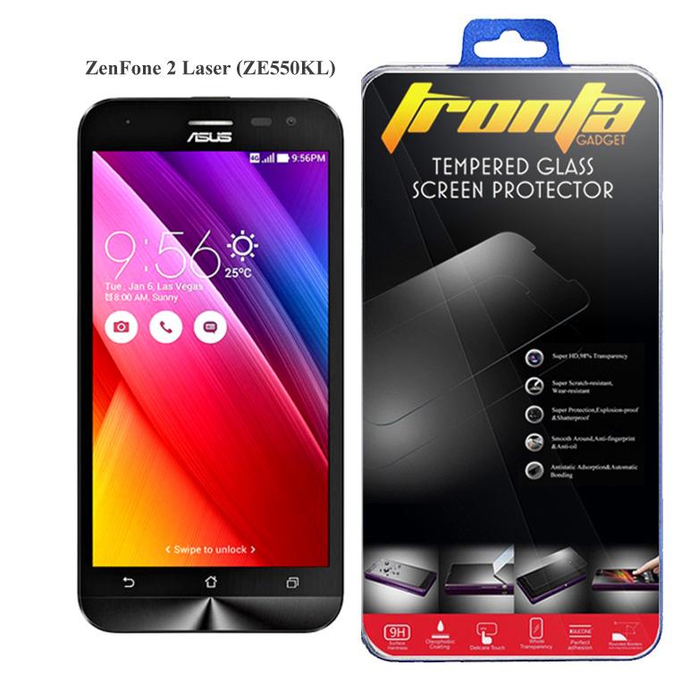 """ฟิล์มกระจก Tronta ZenFone 2 Laser 5.5"""" ZE550KL"""