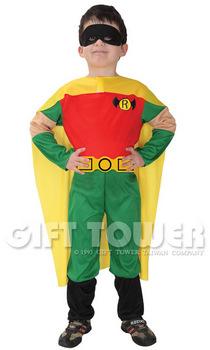 ชุดโรบิน Robin แฟนซีเด็ก มีขนาด L