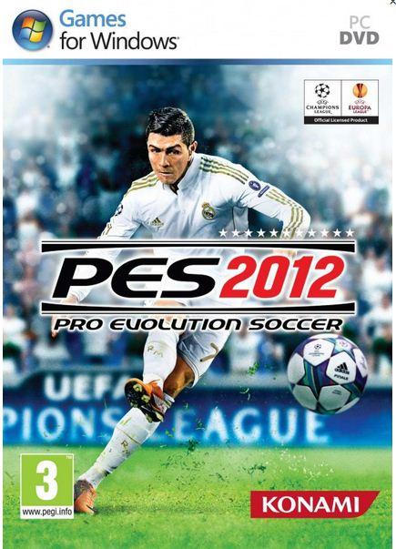 Pro Evolution Soccer 2012 ( 2 DVD )