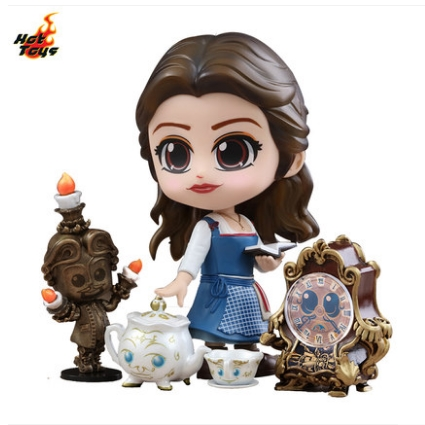 Hot Toys Disney Beauty and the Beast Cosbaby (ของแท้)